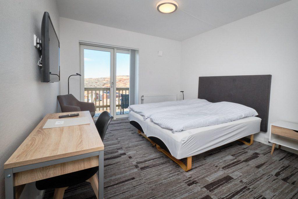 Superior room at Hotel Icefiord